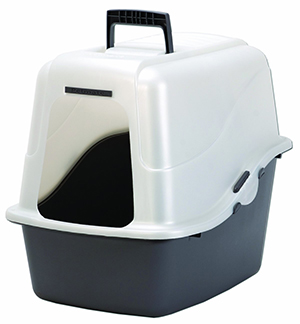 Petmate Large Deluxe Hooded Litter Box