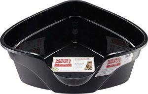 Nature's Miracle Advanced High Sided Litter Box