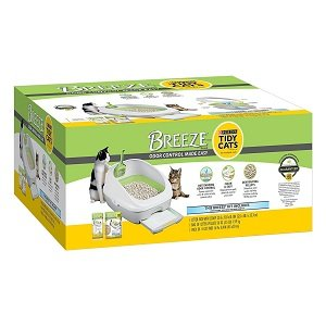 Purina Tidy Cats Breeze Self-Cleaning Litter Box