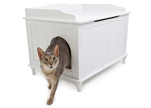 Designer Pet Products Dog Proof Litter Box