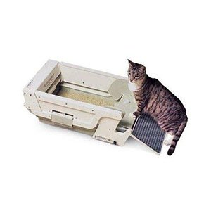 LitterMaid LM980 Mega Self Cleaning Litter Box