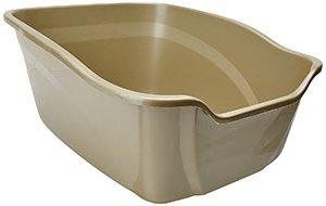 Van Ness Giant High Sides Cat Litter Pan
