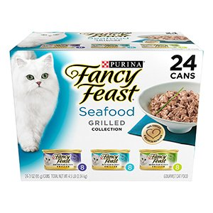 Purina Fancy Feast Grilled Gourmet Variety Pack